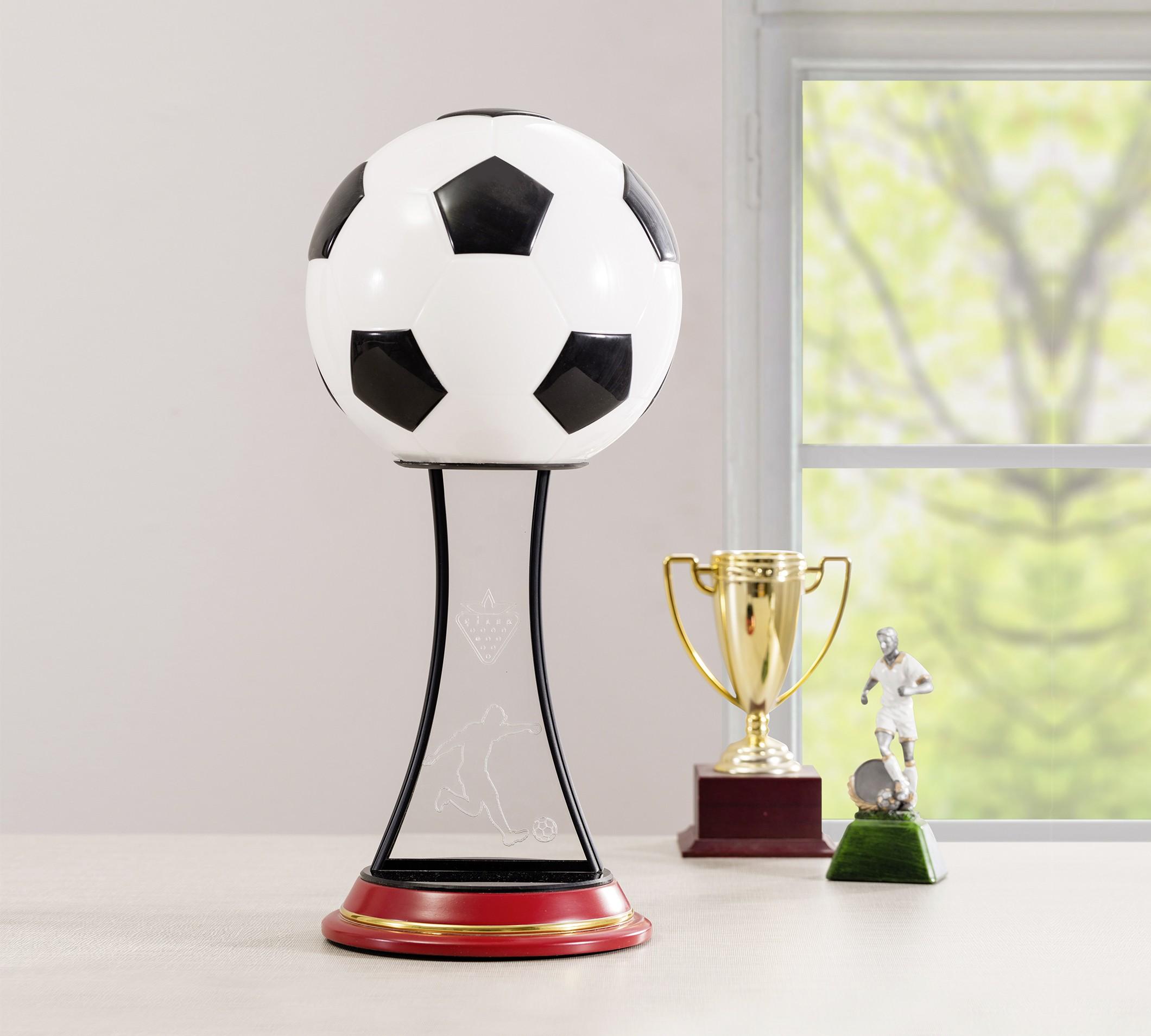 Çilek Mobilya Futbol Topu Abajur