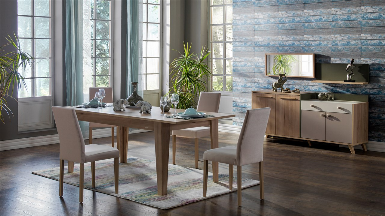 Bellona Mobilya Oslo Yemek Odası