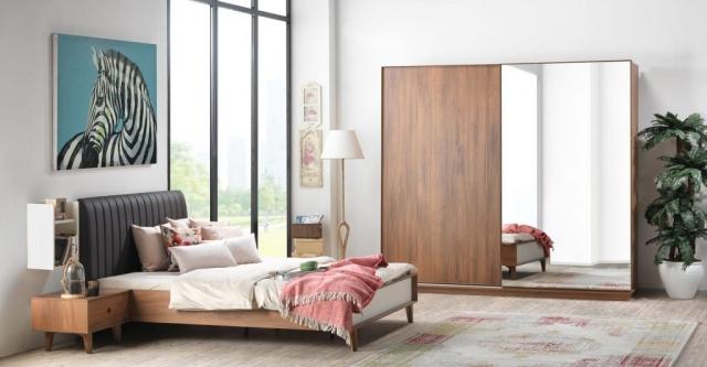 Konfor Mobilya Ayer Yatak Odası