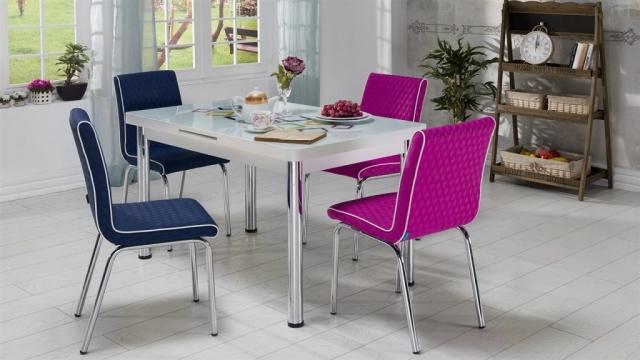 Bellona Mobilya Mutfak Masa Sandalye Takımı