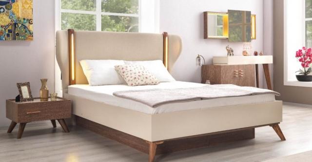 Çetmen Mobilya Latina Yatak Odası Takımı