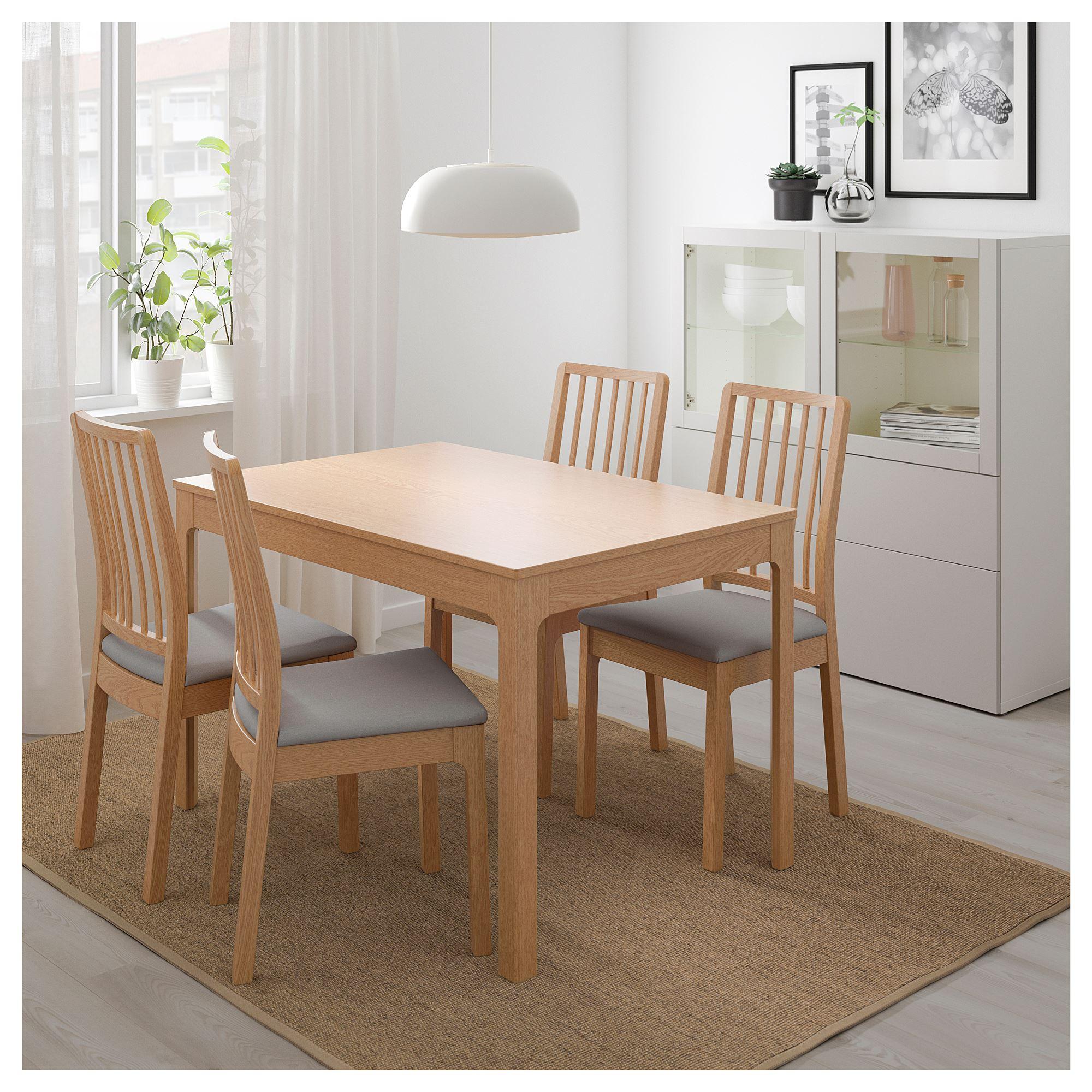 Ikea Acilabilir Mutfak Masa Sandalye Takimi Odasi