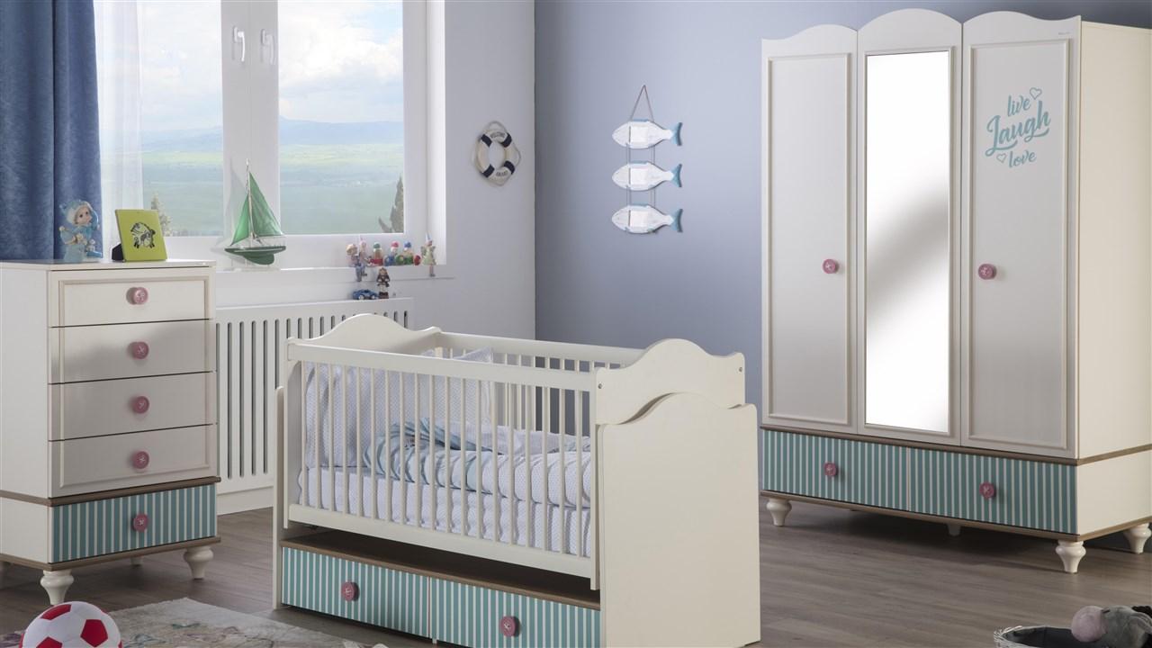 Bellona Mobilya Marta Bebek Odası