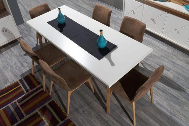 Doğrucan Mobilya Londra Yemek Odası