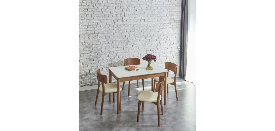 Doğtaş Mobilya Palma Mutfak Masa Sandalye Takımı