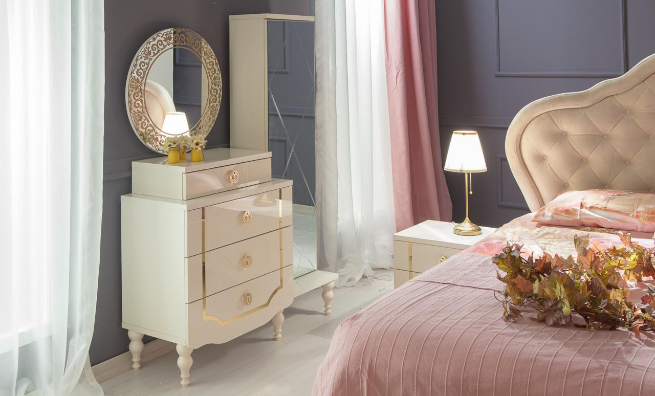 Modalife Mobilya Çırağan Yatak Odası
