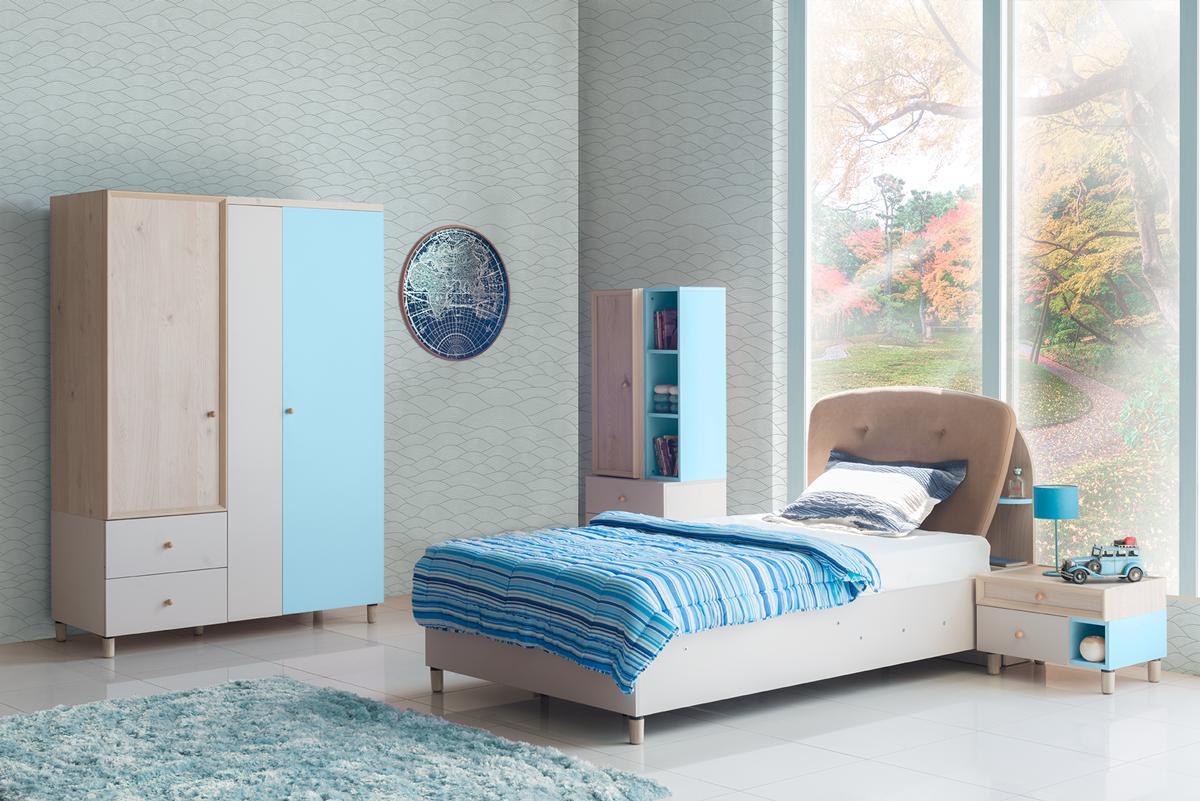 Aldora Mobilya Softy Genç Odası