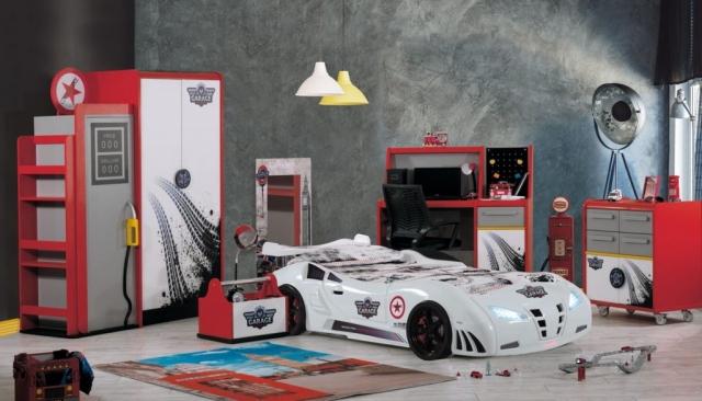 Kilim Mobilya Arabalı Genç Odası