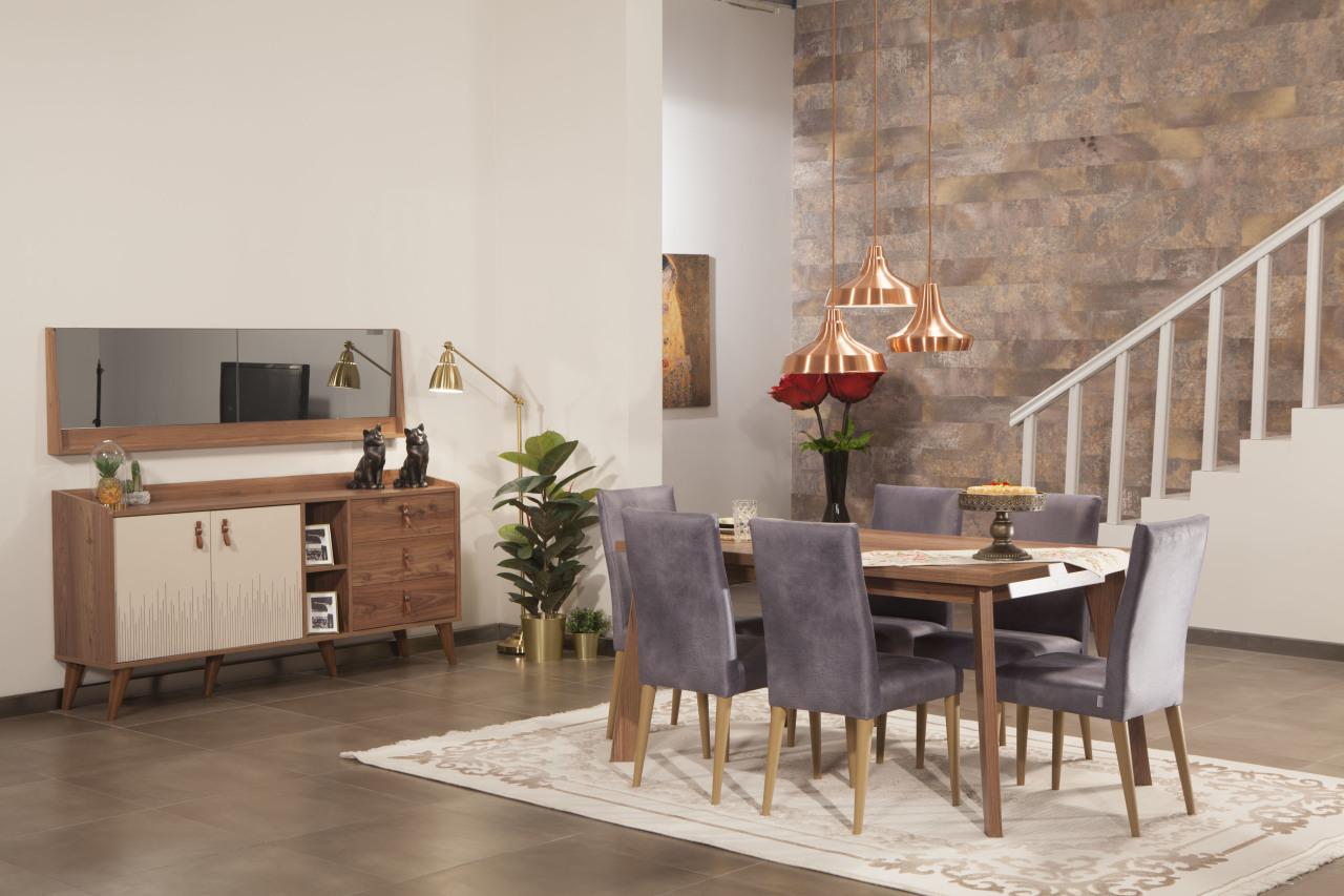Modalife Mobilya Royal Yemek Odasi Odasi Modelleri