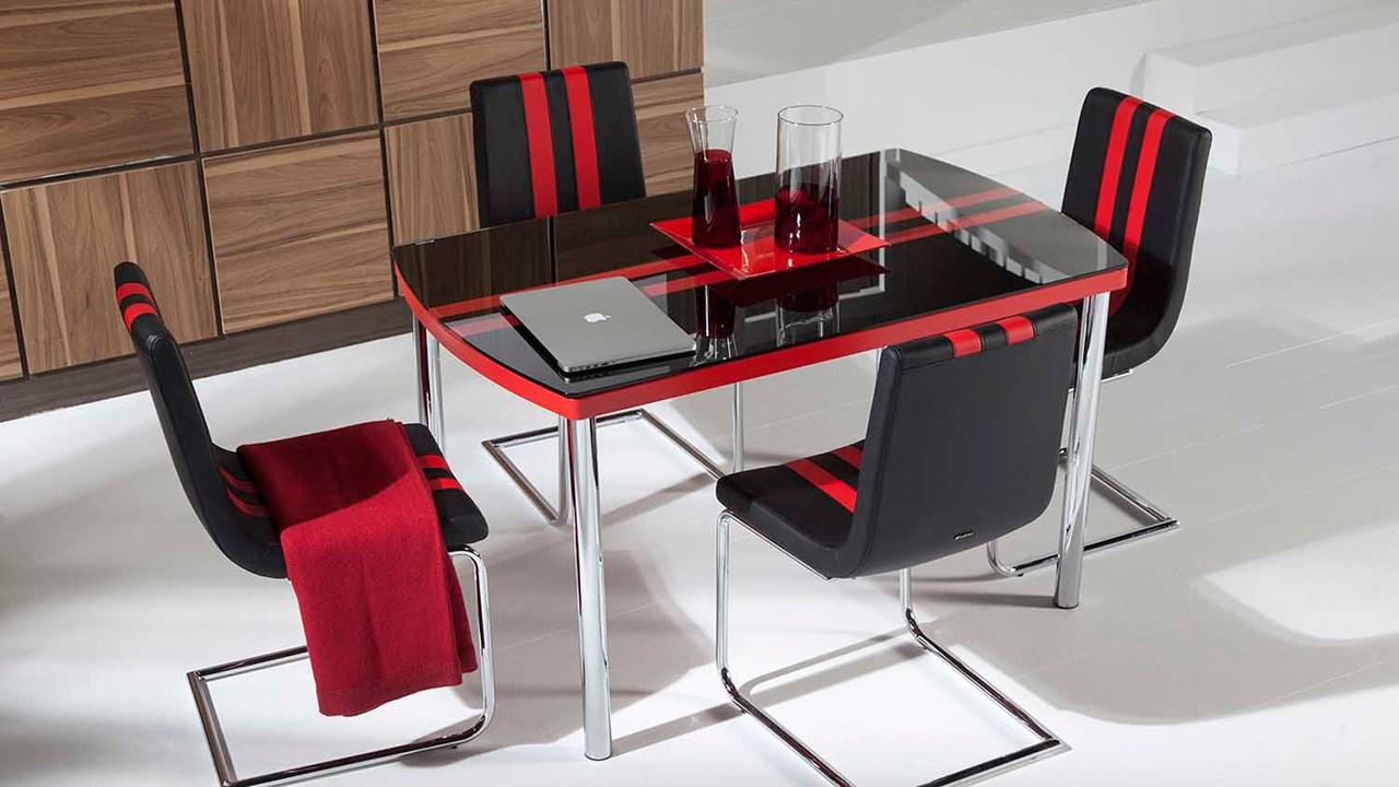 İstikbal Mobilya Line Mutfak Masa Sandalye Takımı