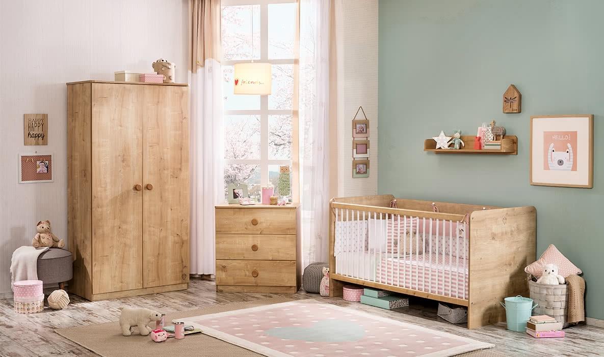Çilek Mobilya Mocha Baby Bebek Odası