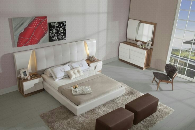 Castamo Mobilya Maserati Yatak Odası