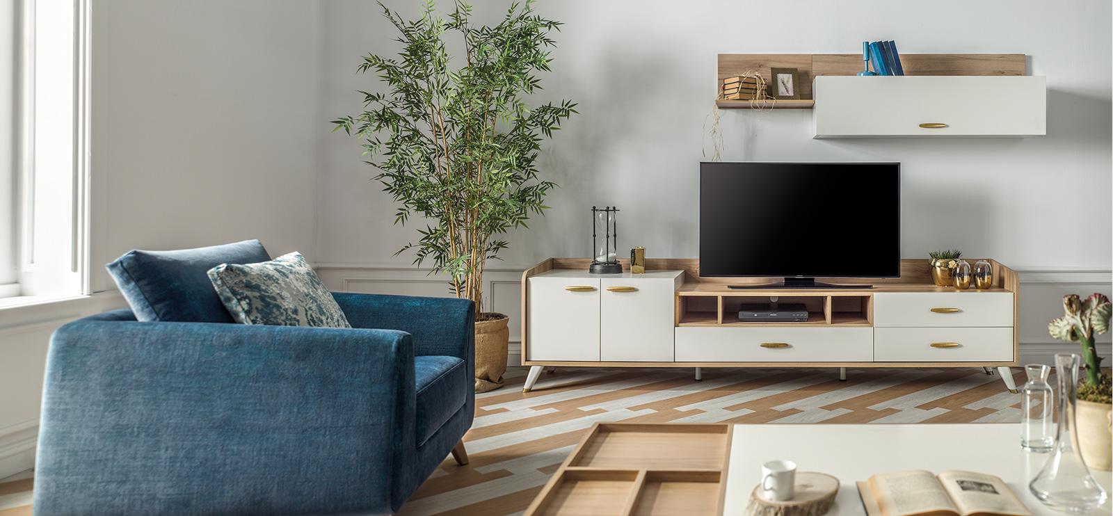 Enza Home Mobilya Lina Tv Ünitesi