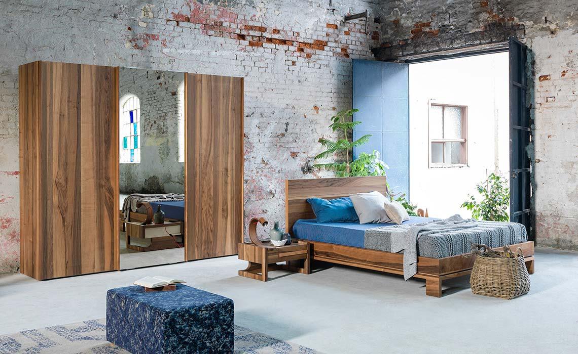 Loda Mobilya Numa Yatak Odası