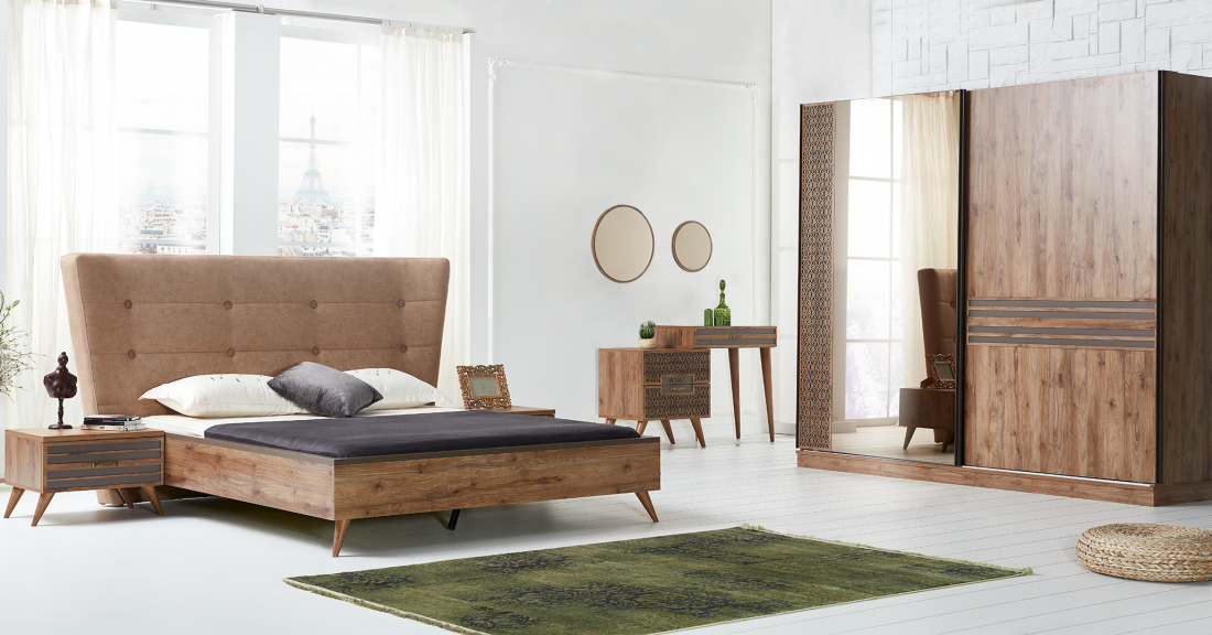 Merinos Mobilya Art Yatak Odası Takımı