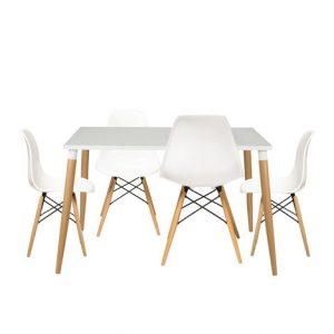 Evidea House Line Mutfak Masa Sandalye Takımı