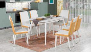 Kilim Mobilya Belita Mutfak Masa Sandalye Takımı