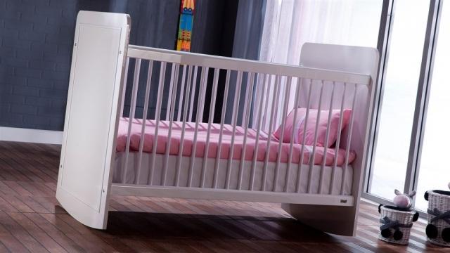 Mondi Mobilya Sallanan Bebek Beşikleri