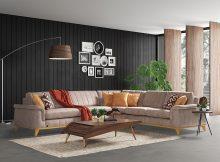 Luxe Life Mobilya Soft Köşe Koltuk Takımı