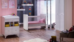 Mondi Romantic Bebek Odası