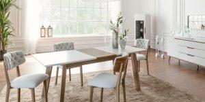 Tepe Home Açılır Kapanır Mutfak Masası