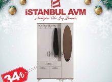 İstanbul Avm Sihirli Portmanto