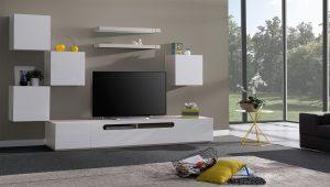 Lazzoni Mobilya Box Tv Ünitesi