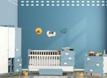 Kilim Mobilya Bulut Bebek Odası