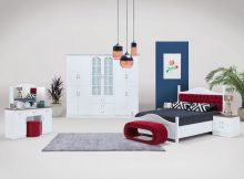 İder Mobilya Alara Yatak Odası