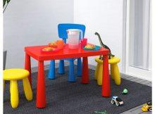 İkea Oyun Masası ve Sandalye Takımı