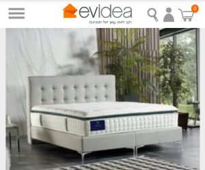 Evidea Baza Modelleri