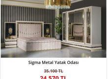 Evgör Mobilya Yatak Odası Takımı Fiyatları