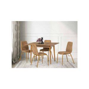 Özşanal Avm Mutfak Masası ve Sandalye Seti