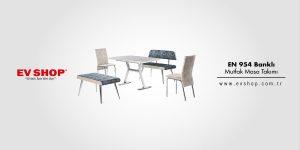 Ev Shop Mutfak Masası Modelleri