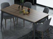 Çetmen Açılır Kapanır Yemek Masası Modelleri
